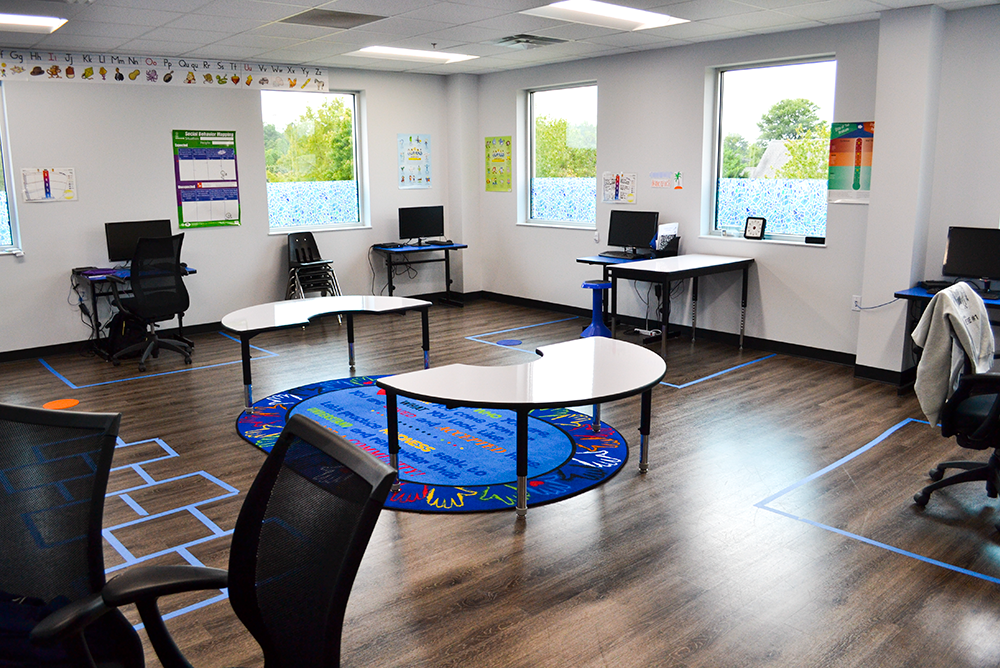 School Tenant Fit-Out