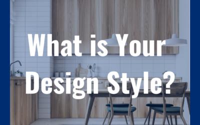 Determine Your Design Style!